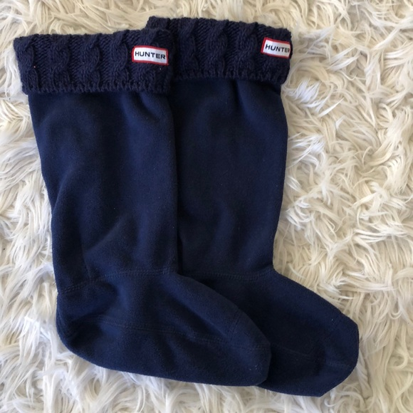 Hunter Original Tall Knit Boot Socks